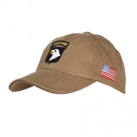 Casquette aviation brodee - AIRBORNE