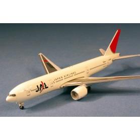 Maquette métal - JAL Boeing 777-200 JA8985 Red n/c