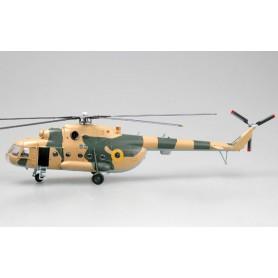 Maquette plastique - Mi-8T Ukrain Air Force - 1/72 Easy Model