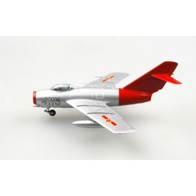 Maquette plastique - Mig 15 Red Fox China Air Force
