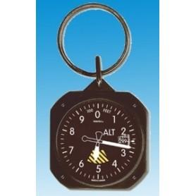 Altimeter style keychain - Porte-clef