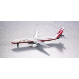 TWA Boeing 757-200