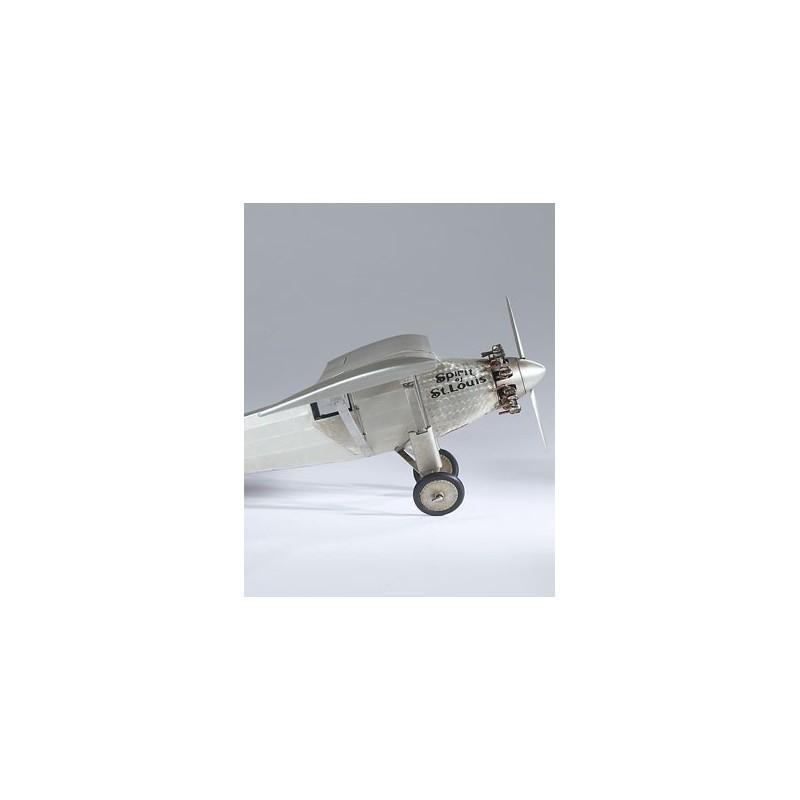 ryan spirit of st louis maquette avion bois et metal. Black Bedroom Furniture Sets. Home Design Ideas