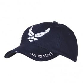 Bestickte Baseballmütze US Air-Force