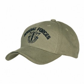 Cap type baseball - SPECIAL FORCE