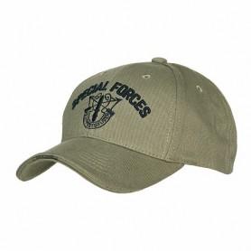Gorra de bisbol - SPECIAL FORCE