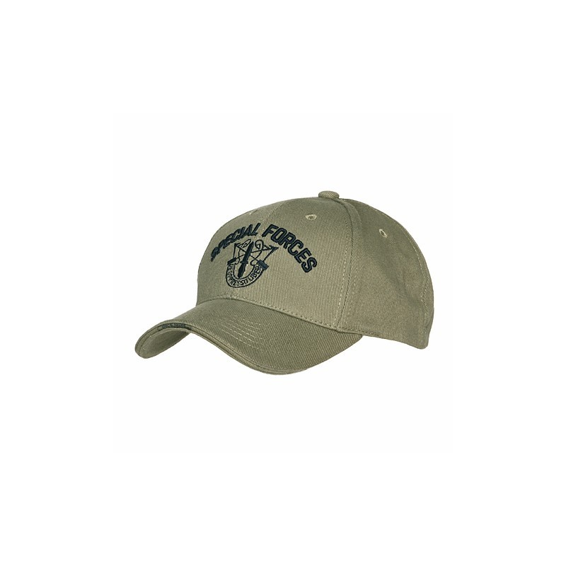 Casquette type baseball - SPECIAL FORCE