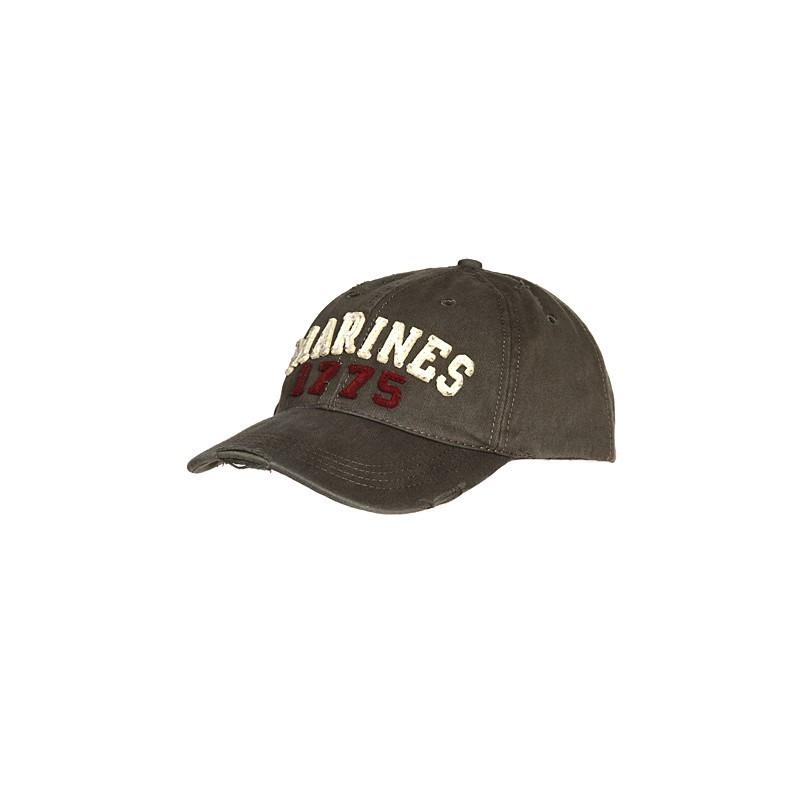 Cap type baseball vieillie - MARINES
