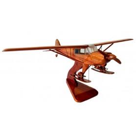 maquette avion bois - Husky
