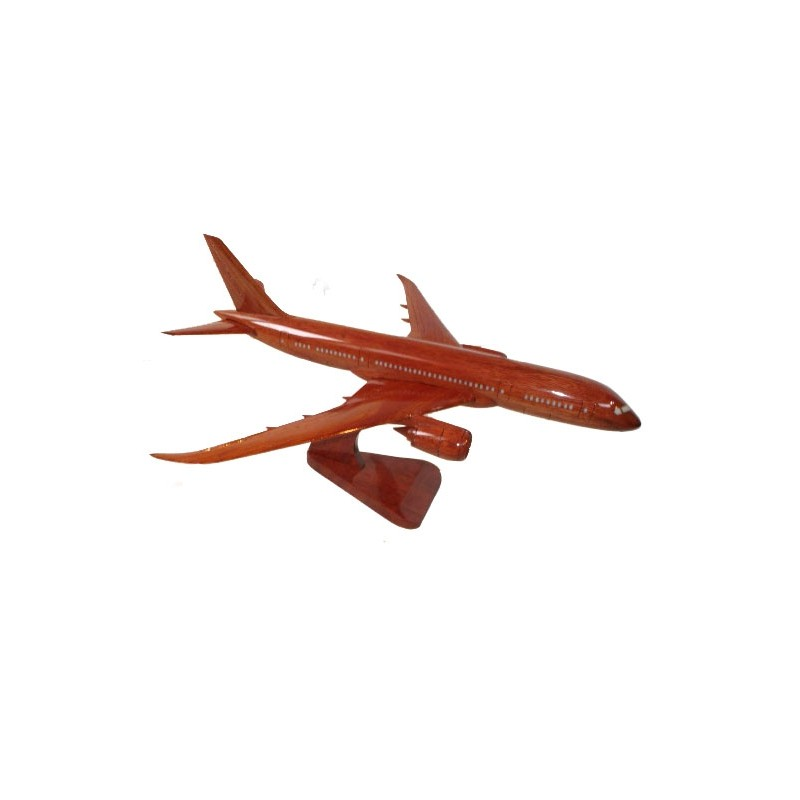Maquette sans montageBoeing 787Pilots-Station