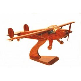 деревянная модель самолета - NC 858-H