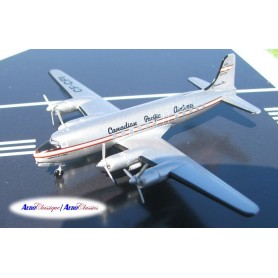 Modell aus Metall - Canadian Pacific Airlines CL-4 North Star CF-CPI 'Empress of Sidney'