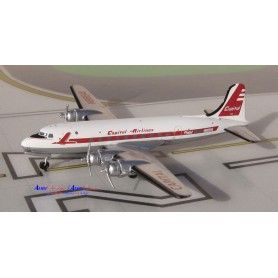 Modell aus Metall - Capital Airlines Douglas DC-4 N888