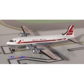 Modello in metallo - Capital Airlines Douglas DC-4 N888