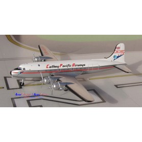 Maquette métal - Cathay Pacific Airways Douglas DC-4 VR-HFF 'Delivery Colors'