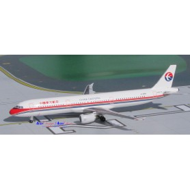 Maquette métal - China Eastern Airbus A321 B-2289