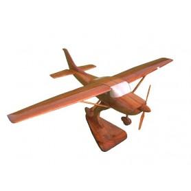 maquette avion bois - Cessna C182W