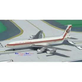 """Plane metal model - Egyptair B707-366C n/c """"Khafrah"""" SU-APD"""