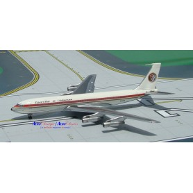 """Modell aus Metall - Egyptair B707-366C o/c """"Mena"""" SU-AVZ"""