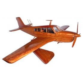 maquette avion bois - Beechcraft Bonanza B36 / A36