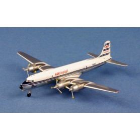 Modello in metallo - Northeast Douglas DC-6B N6588C 1960's (polish)