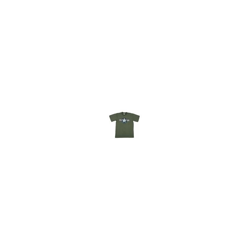 Maquette sans montageTee-shirt USPilots-Station