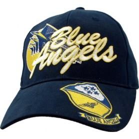 Bestickte Baseballmütze Blue Angels - US Navy patrol