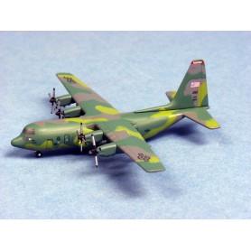 Plane metal model - C-130H Hercules Tennessee Air Nat. Guard USAF - Dragon Wings 1/400