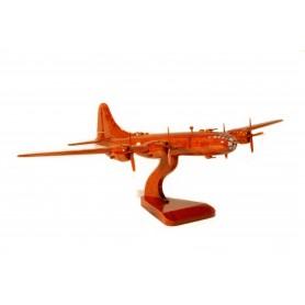 деревянная модель самолета - Boeing B29 Enola-Gay