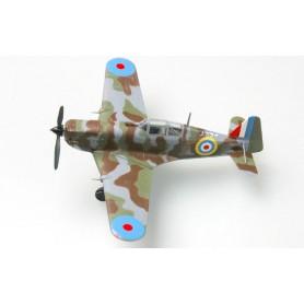 Maquette plastique - Morane Saulnier MS406 FAFL - Haïfa - Easy Models 1/72
