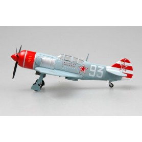 Plastic Model - LA-7 White 96 - S.F Dolgushin - Easy Models 1/72