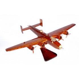 деревянная модель самолета - Halifax