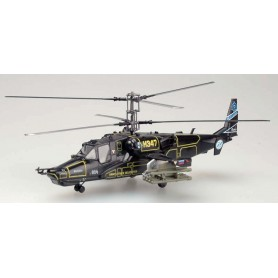 """Maquette plastique - Kamov Ka-50 """"H347"""" Russian Air Force - 1/72 Easy Model"""