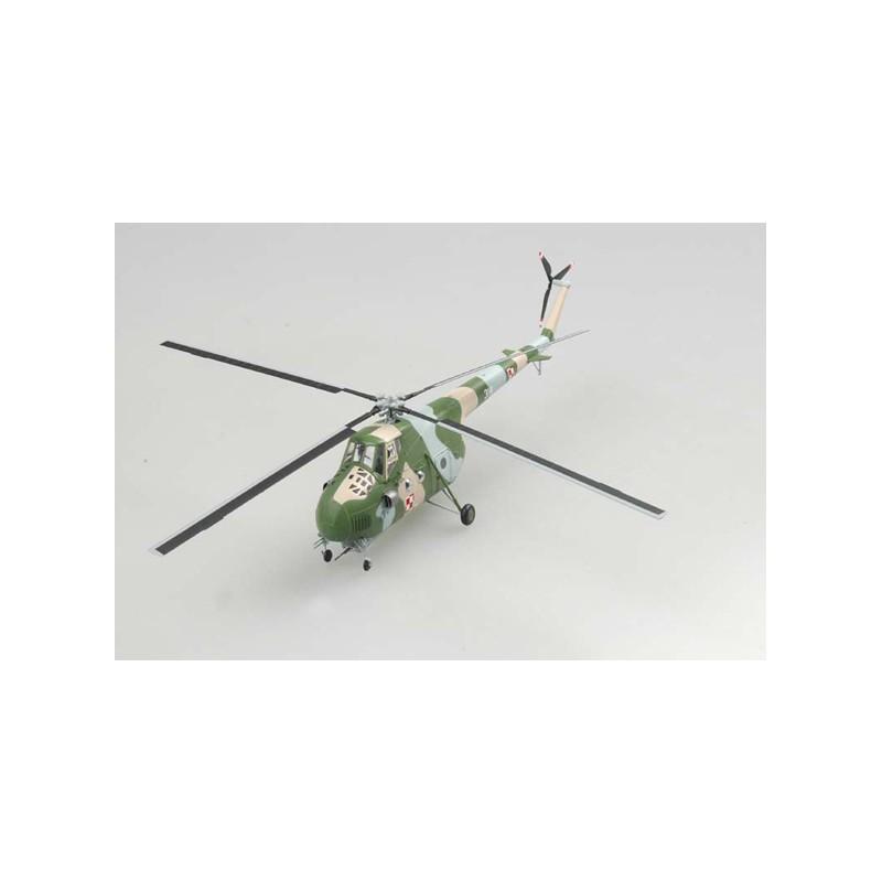 Plane plastic Model - Mil Mi.4A Hound Polish air force