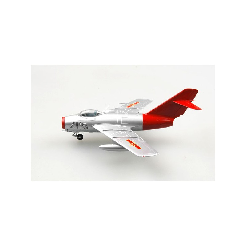 Plane plastic Model - Mig 15 Red Fox China Air Force