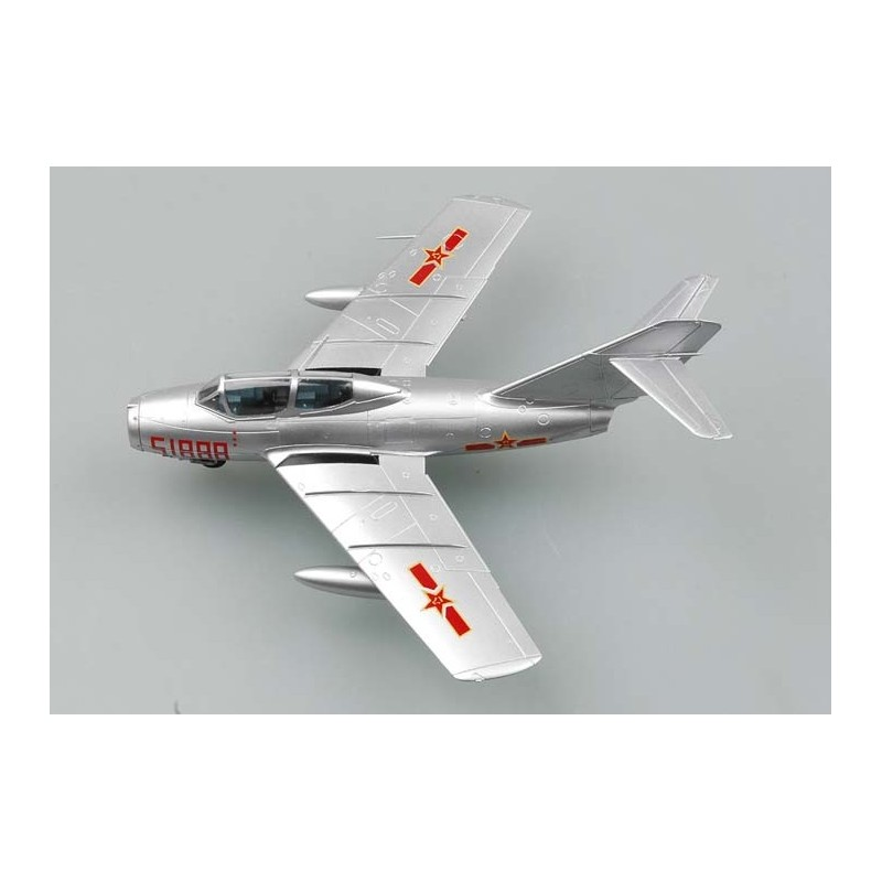 Maquette plastique - Mig-15 UTI Chineese AF