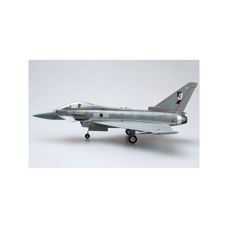 Maquette plastique - EF-2000A Typhoon RAF 17