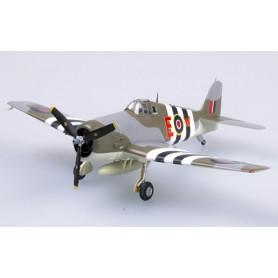 Plane plastic Model - Hellcat Mk. I HMS Emperor - Easy Models 1/72