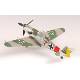 Maquette plastique - Messerschmitt Bf109G-10 II./JG300 1944 - Easy Model 1/72