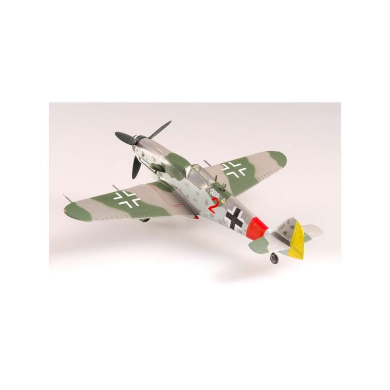 Maquette plastique - Messerschmitt Bf109G-10 II./JG300 1944 - Easy Model 1/72