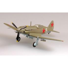Maqueta de plástico - MiG 3 Porkryshkin 1941/1942- Easy Models 1/72