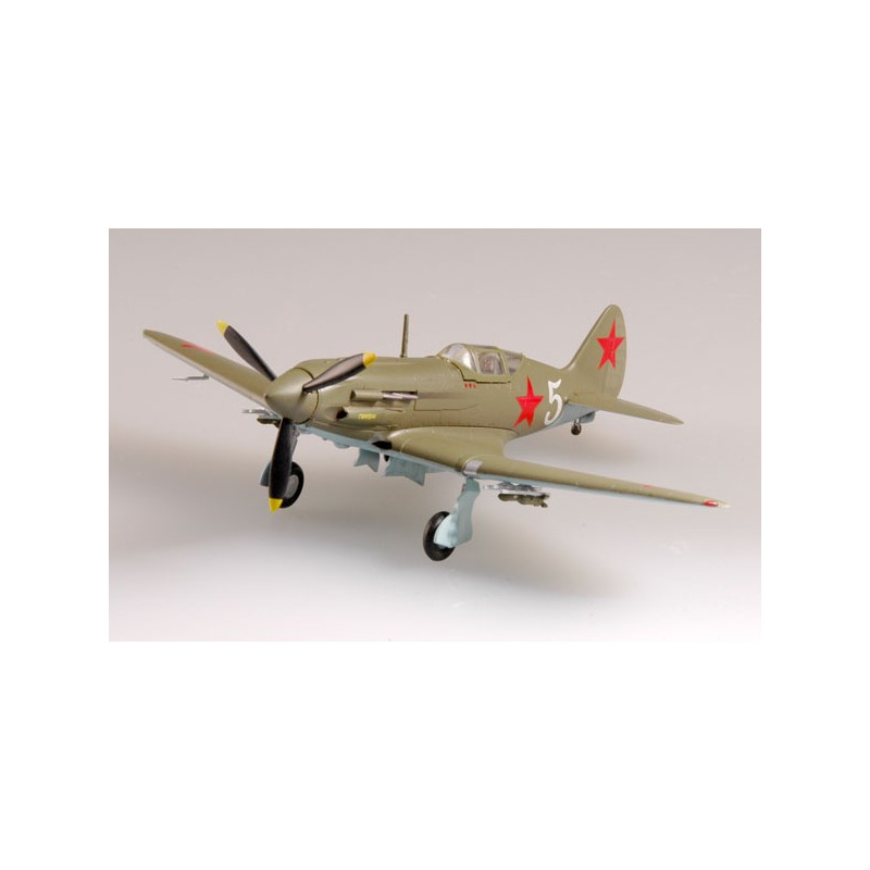 Maquette plastique - MiG 3 Porkryshkin 1941/1942- Easy Models 1/72