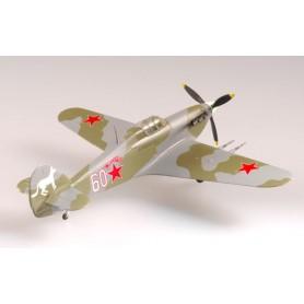Maqueta de plástico - Hurricane 609 IAP 1942 - Easy Models 1/72 - pack 2