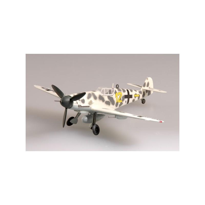 Maquette plastique - Messerschmitt Bf109G-2 JG5 Finlande 1943 - Easy Models 1/72