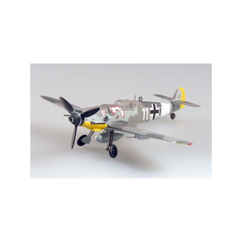 Maquette plastique - Messerschmitt Bf109G-6 VII/JG53 Allemagne 1944 - Easy Models 1/72