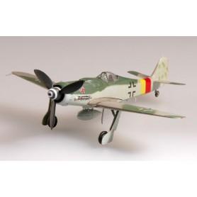 Plastic Model - Focke Wulf Fw190D-9 IV/JG3 Allemagne 1945- Easy Models 1/72