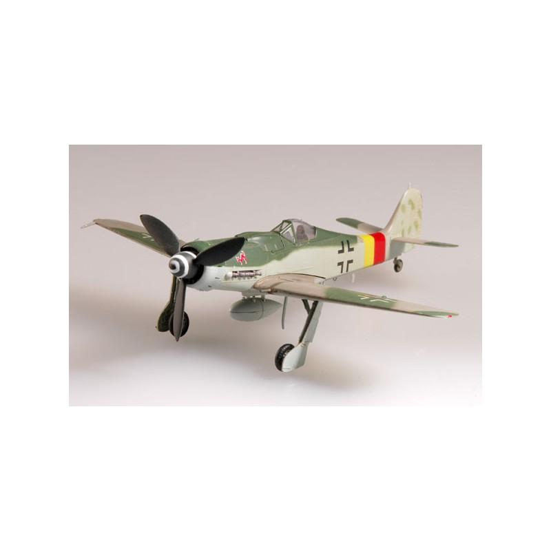 Maquette plastique - Focke Wulf Fw190D-9 IV/JG3 Allemagne 1945- Easy Models 1/72