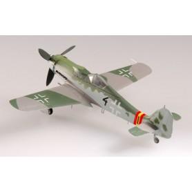 Plastic Model - Focke Wulf Fw190D-9 III/JG54 Allemagne 194- Easy Models 1/72 - pack 2