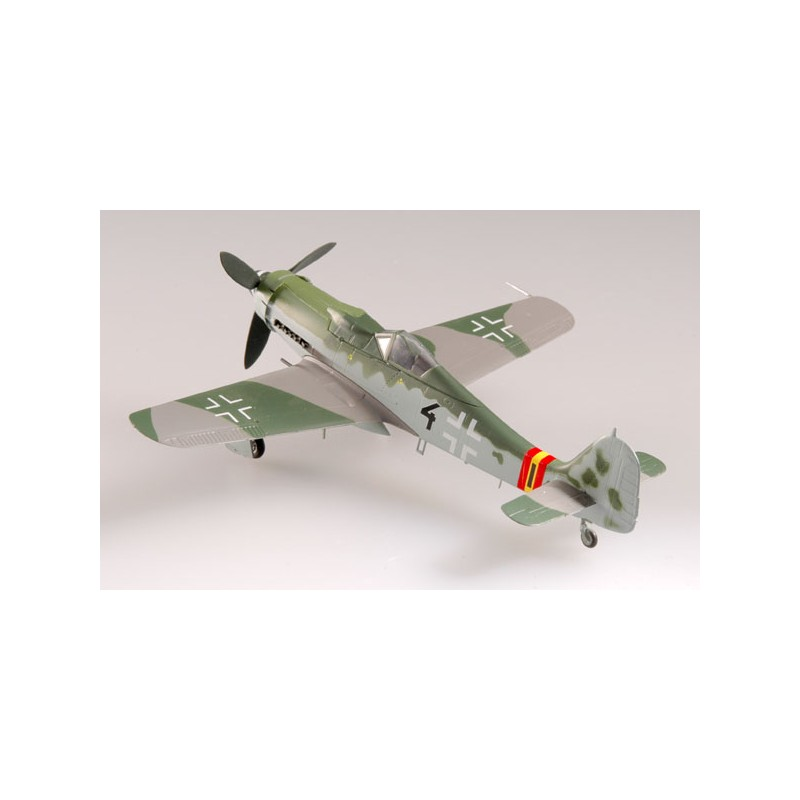 Maquette plastique - Focke Wulf Fw190D-9 III/JG54 Allemagne 194- Easy Models 1/72 - pack 2
