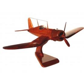 maquette avion bois - Corsair F4-U